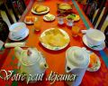 petits déjeuners bretons inclus