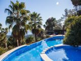 8 people in luxury villa in Lloret de Mar, Spain
